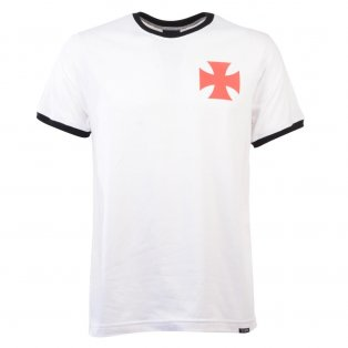 Vasco da Gama 12th Man - White/Black Ringer