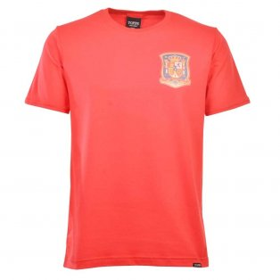 Spain 12th Man T-Shirt - Red