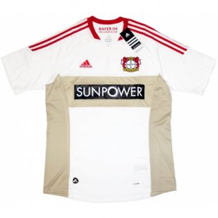 2012-13 Bayer Leverkusen Adidas Away Football Shirt