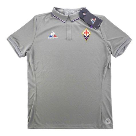 2016-17 Fiorentina Authentic Home Goalkeeper Shirt