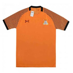 2018-2019 Zambia Away Football Shirt