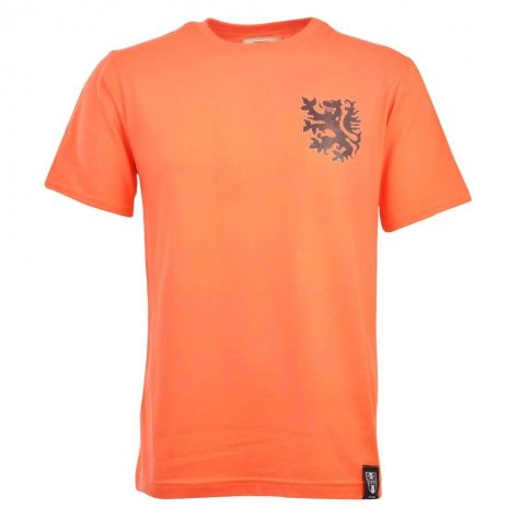 Holland 14 12th Man T-Shirt - Orange