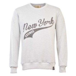 NASL: New York Cosmos Sweatshirt - Light Grey