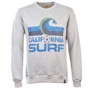 NASL: California Surf Sweatshirt - Light Grey