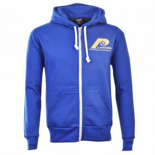 NASL: Rochester Lancers Zipped Hoodie - Royal