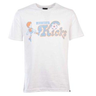 NASL: Minnesota Kicks T-Shirt - White