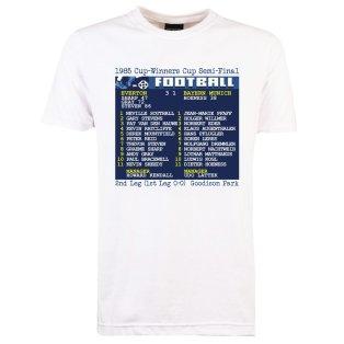 1985 European Cup-Winners Cup Semi-Final (Everton) Retrotext
