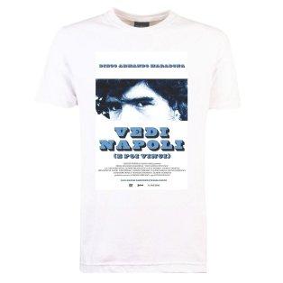 Pennarello: Vedi Napoli e poi vinci 1986 - White