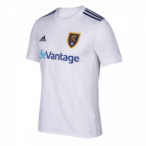 2018 Real Salt Lake Adidas Away Football Shirt - Kids