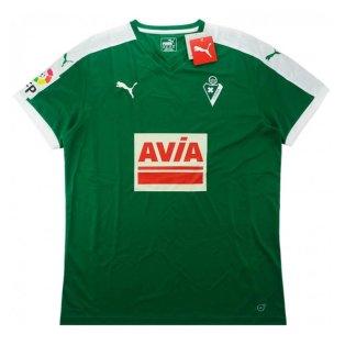 2015-16 Eibar Away Shirt