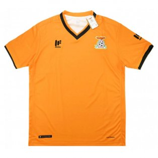 2017-18 Zambia Away Shirt