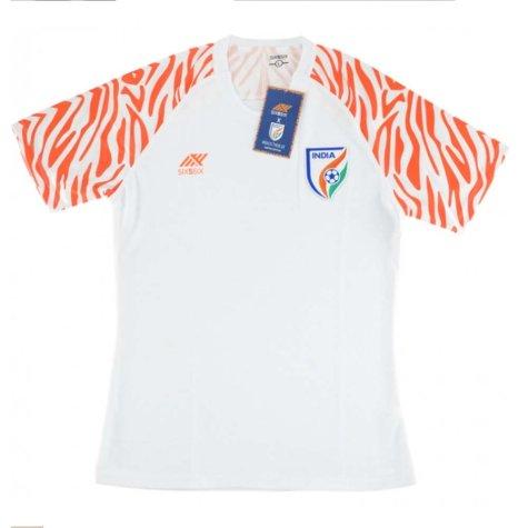 2019-2020 India Away Football Shirt
