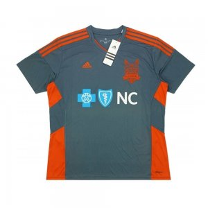 2016 Carolina Railhawk Home Women Football Shirt