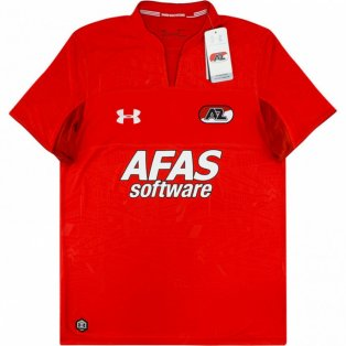 2018-2019 AZ Alkmaar Home Football Shirt