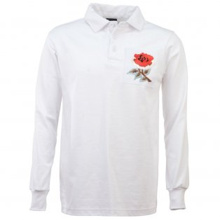 England Rugby 1910 Vintage Rugby Shirt