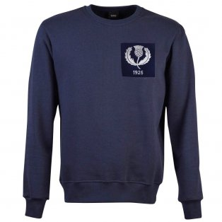 Scotland Thistle 1925 Navy Sweatshirt