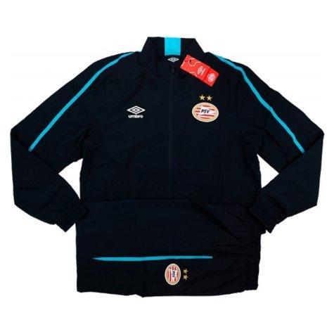 2016-17 PSV Woven Training Tracksuit (Black)