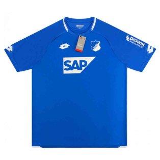 2018-2019 Hoffenheim Lotto Home Football Shirt