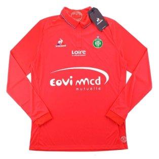 2016-17 St Etienne Goalkeeper Shirt