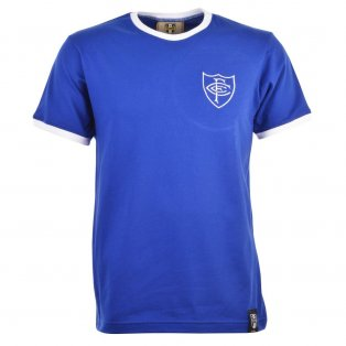 Chelsea 12th Man T-Shirt - Royal/White Ringer