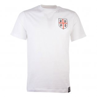 Cagliari 12th Man - White T-Shirt
