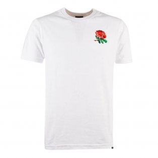 England Rugby T-Shirt - White