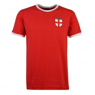 England T-Shirt - Red