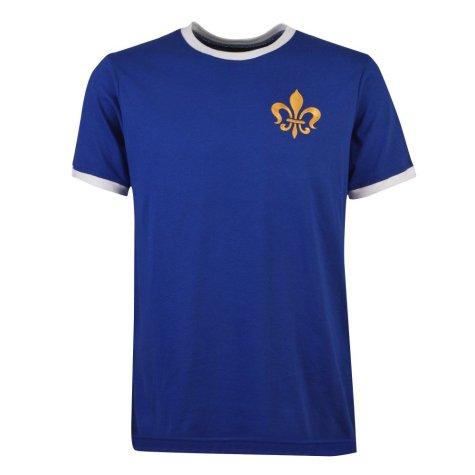 France T-Shirt - Blue