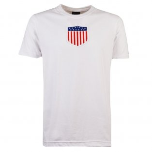 USA Rugby T-Shirt - White