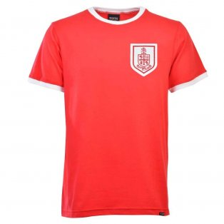 Bournemouth Red/White T-Shirt