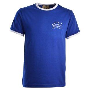 Birmingham City Royal/White T-Shirt