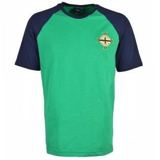 Northern Ireland Raglan Sleeve T-Shirt