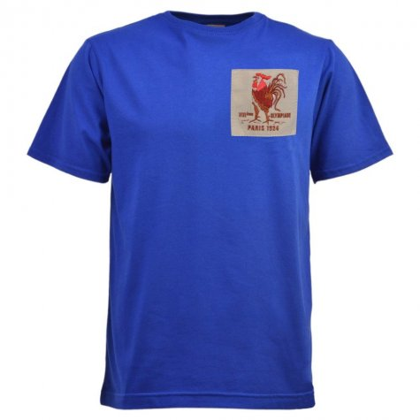 France Rooster 1924 Royal T-Shirt