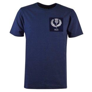 Scotland Thistle 1925 Navy T-Shirt