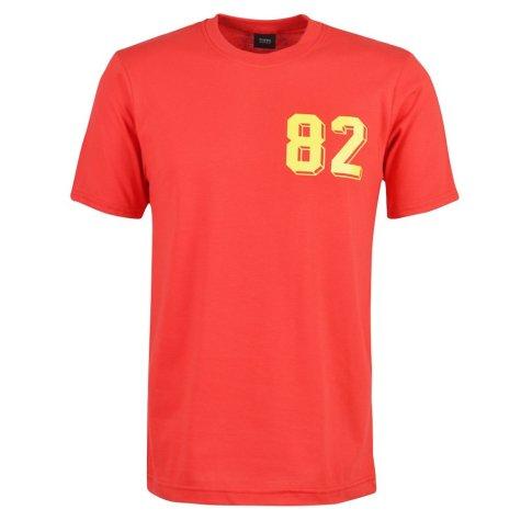 Spain 1982 World Cup T-Shirt