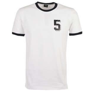 Germany No 5 Beckenbauer T-Shirt