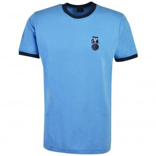 Coventry City T-Shirt - Sky/Navy