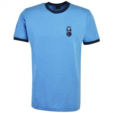 Coventry City T-Shirt - Sky/Navy