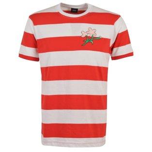 Japan Rugby Stripe T-Shirt
