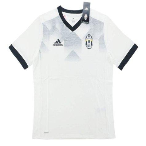 2016-17 Juventus Adidas Pre-Match Training Shirt (White)