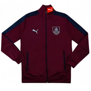 2018-19 Burnley Puma Track Jacket