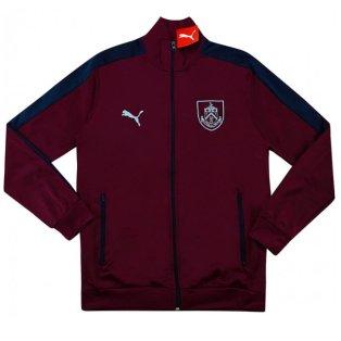 2018-19 Burnley Puma Track Jacket