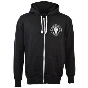 Swansea City Jack Army Zipped Hoodie - Black