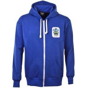 Huddersfield Town FC Zipped Hoodie - Royal
