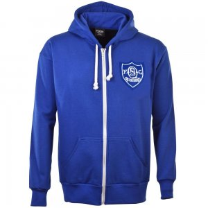 Queen of the South FC Zipped Hoodie - Royal