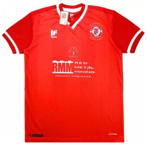 2017-18 Nkana Third Shirt