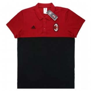2016-17 AC Milan Adidas Seasonal Special Polo T-shirt