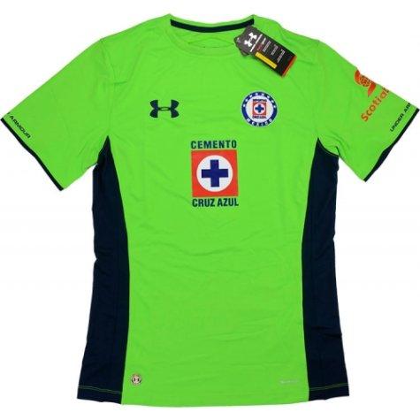 2014-15 Cruz Azul Under Armour Third Football Shirt