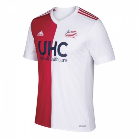 2018 New England Revolution Adidas Away Football Shirt - Kids