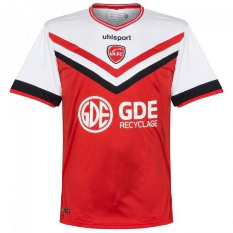 2014-15 Valenciennes UHLSport Home Football Shirt